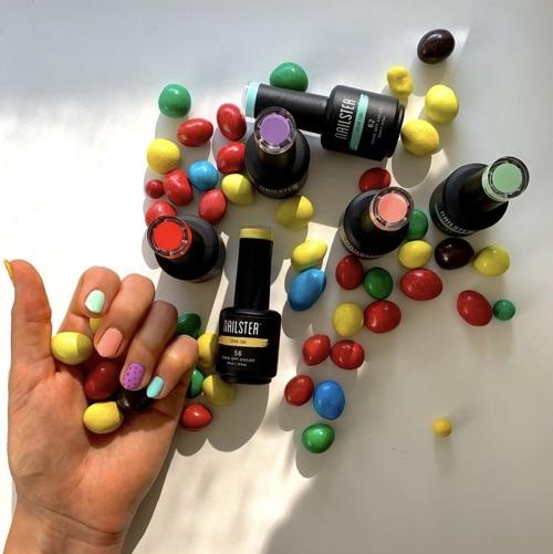 Nailster Instagram mest populære billede